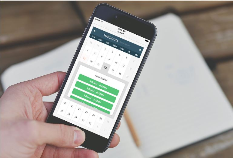 Calendar and Time Booking Systems